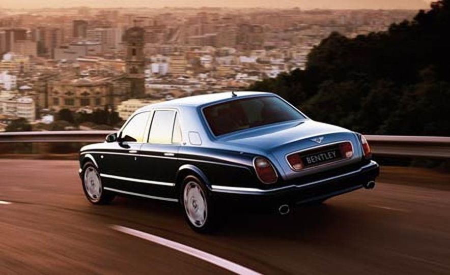 2007 Bentley Arnage - Slide 4
