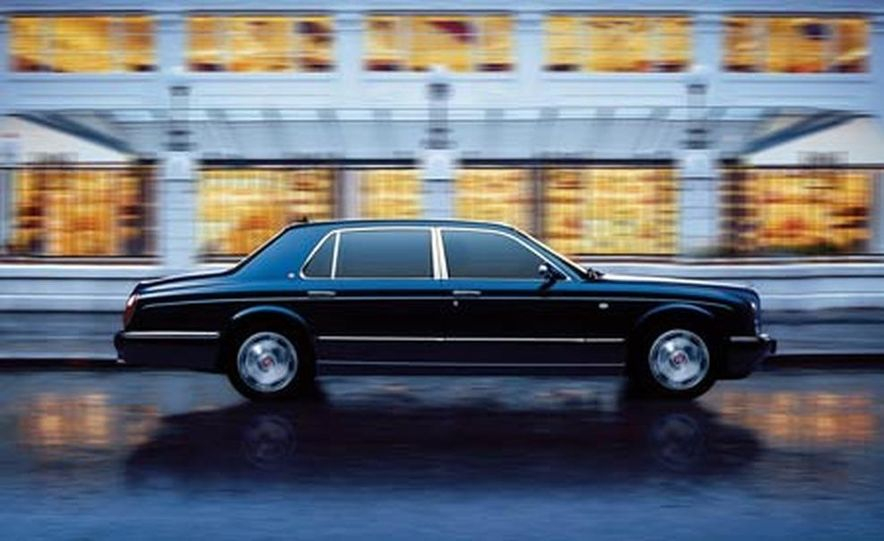 2007 Bentley Arnage - Slide 5