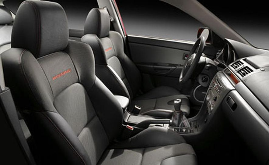 2007 Mazda Mazdaspeed 3 - Slide 11