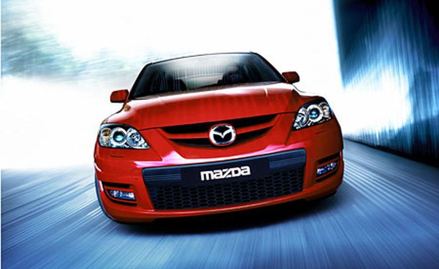 2007 Mazda Mazdaspeed 3 - Slide 2