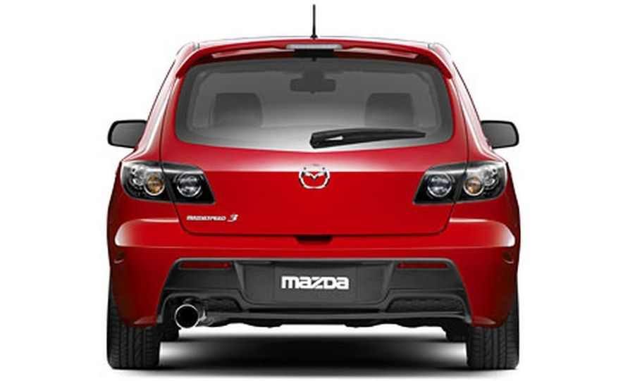 2007 Mazda Mazdaspeed 3 - Slide 3