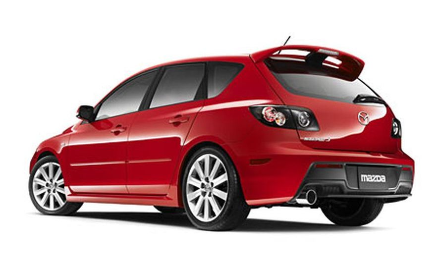 2007 Mazda Mazdaspeed 3 - Slide 4