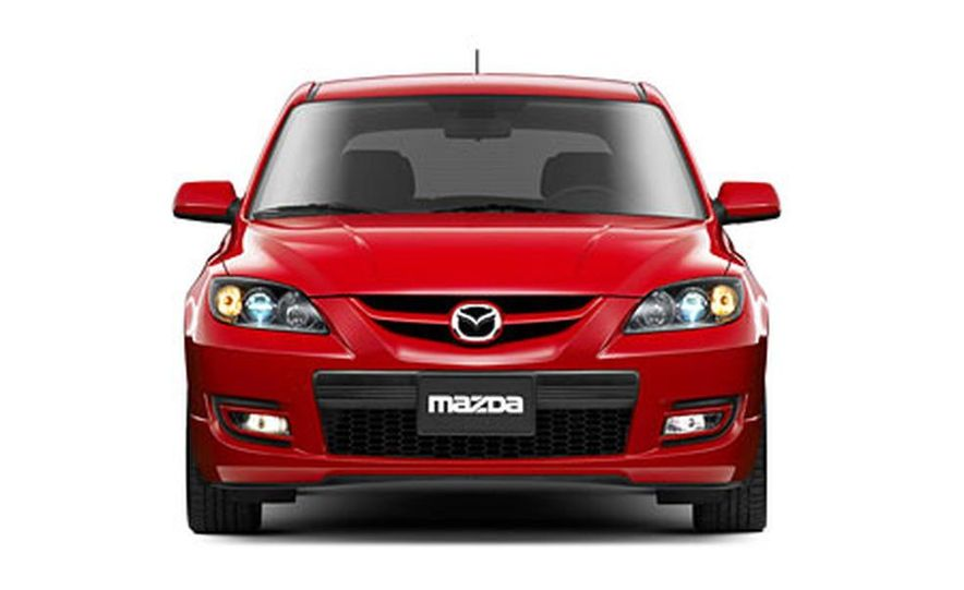 2007 Mazda Mazdaspeed 3 - Slide 5