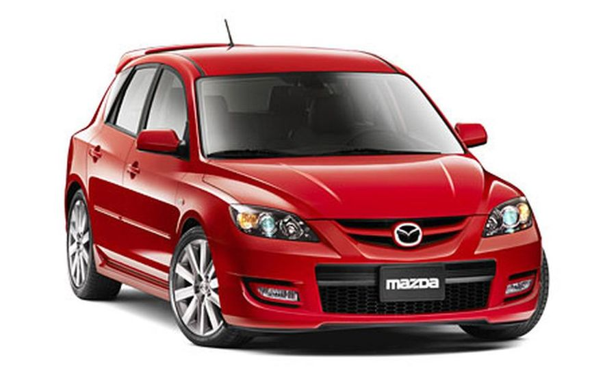 2007 Mazda Mazdaspeed 3 - Slide 6