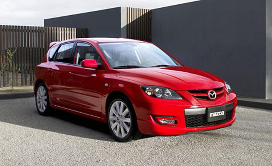 2007 Mazda Mazdaspeed 3 - Slide 7