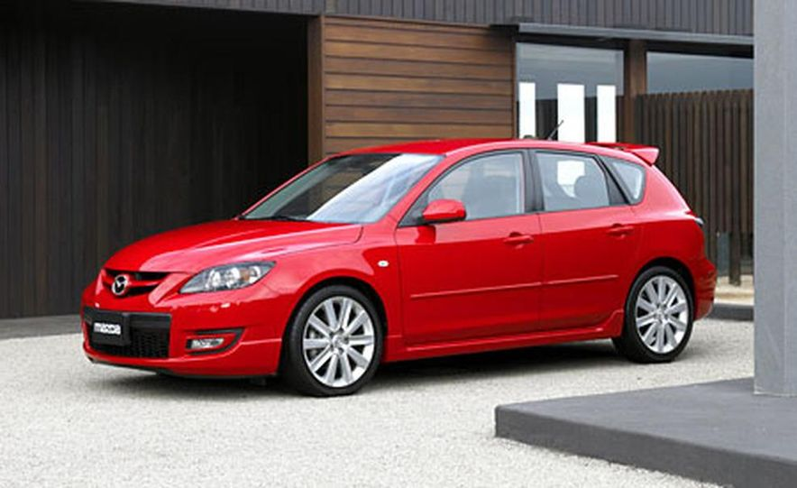 2007 Mazda Mazdaspeed 3 - Slide 8