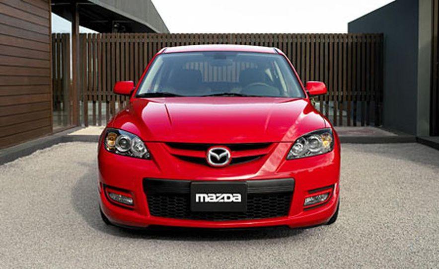 2007 Mazda Mazdaspeed 3 - Slide 9