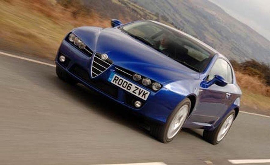 2009 Alfa Romeo Brera Q4 - Slide 4