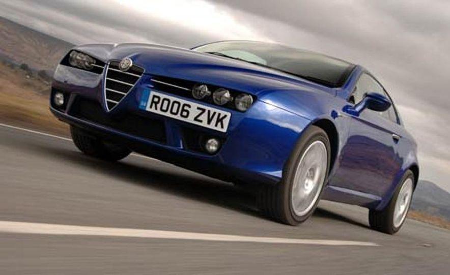 2009 Alfa Romeo Brera Q4 - Slide 9