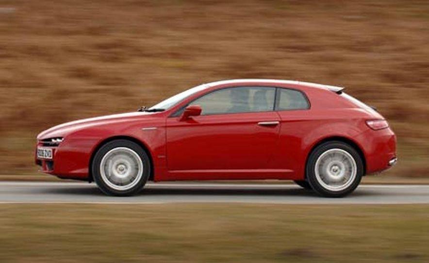 2009 Alfa Romeo Brera Q4 - Slide 10