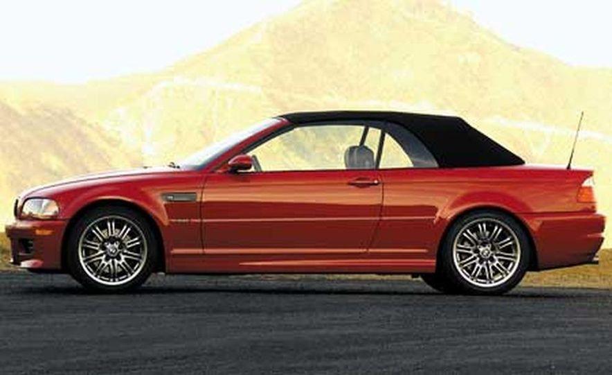 2006 BMW M3 3.2-liter inline-6 engine - Slide 6