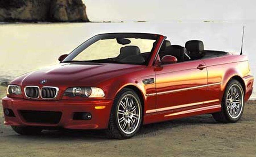 2006 BMW M3 3.2-liter inline-6 engine - Slide 8