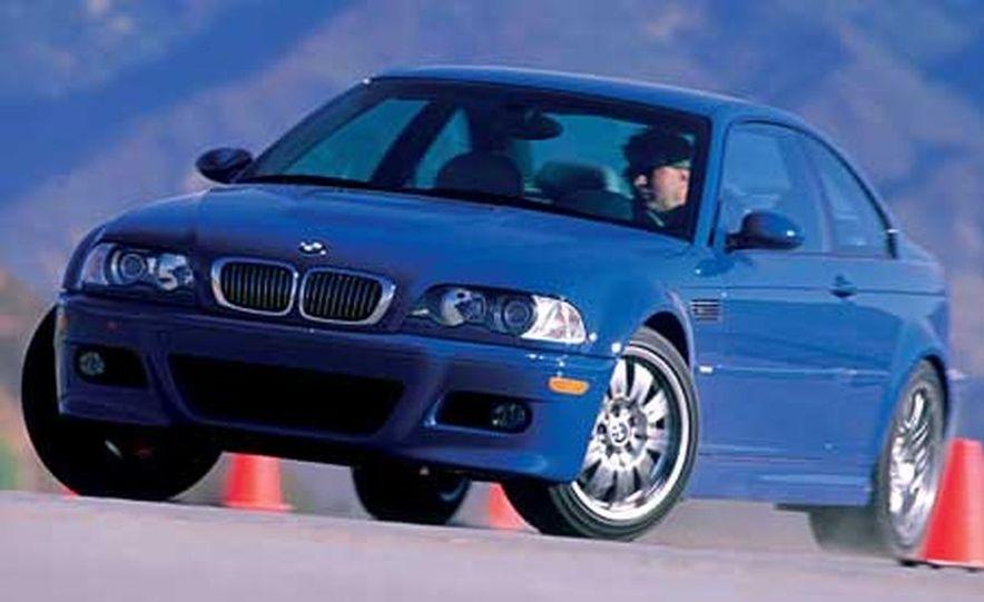 2006 BMW M3 3.2-liter inline-6 engine - Slide 9