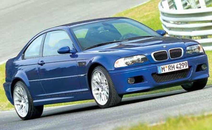 2006 BMW M3 3.2-liter inline-6 engine - Slide 10