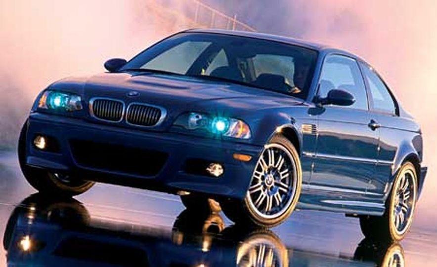 2006 BMW M3 3.2-liter inline-6 engine - Slide 12