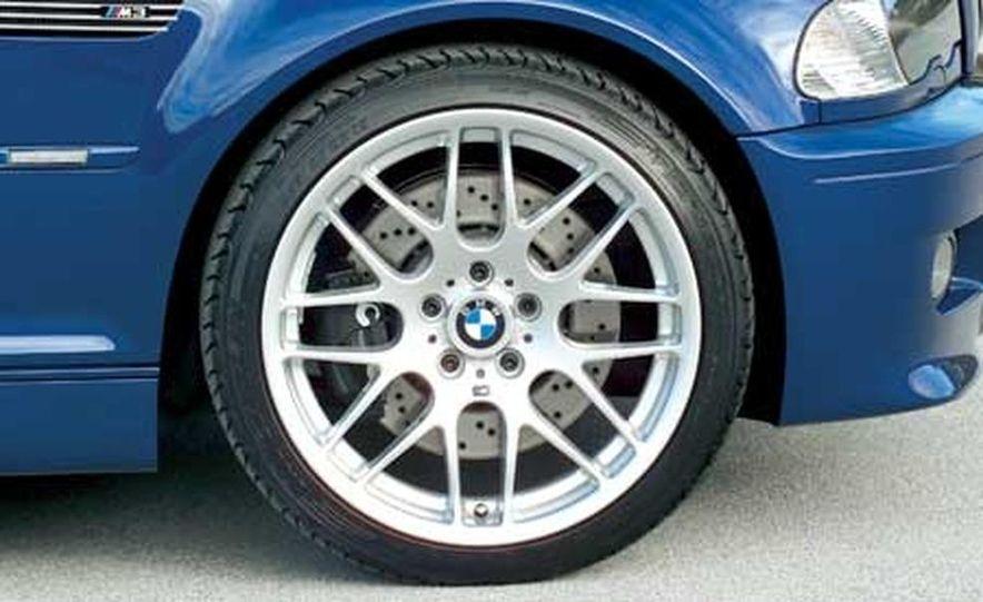 2006 BMW M3 3.2-liter inline-6 engine - Slide 13
