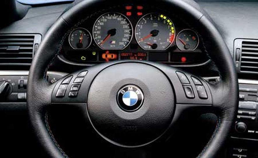 2006 BMW M3 3.2-liter inline-6 engine - Slide 15