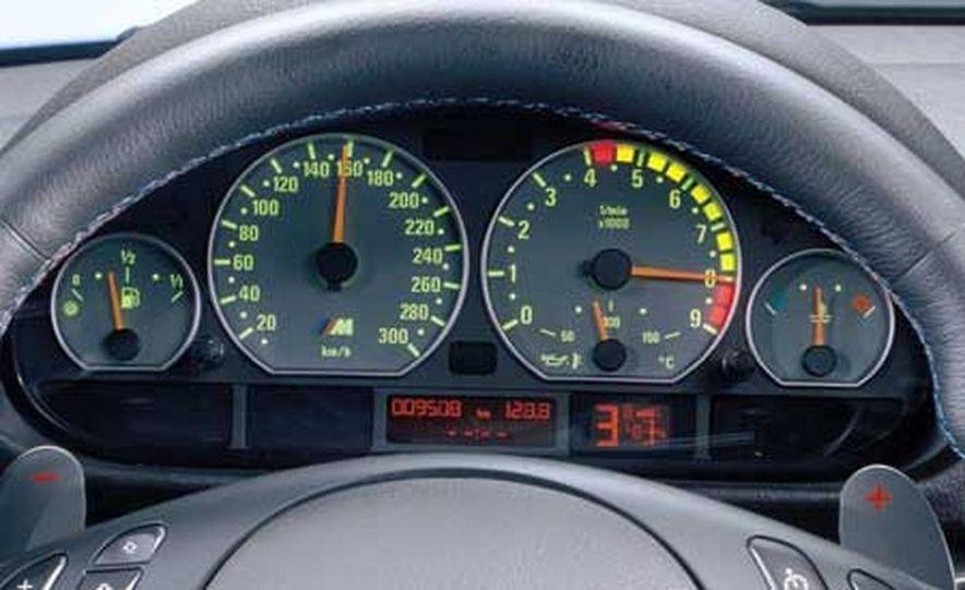 2006 BMW M3 3.2-liter inline-6 engine - Slide 16