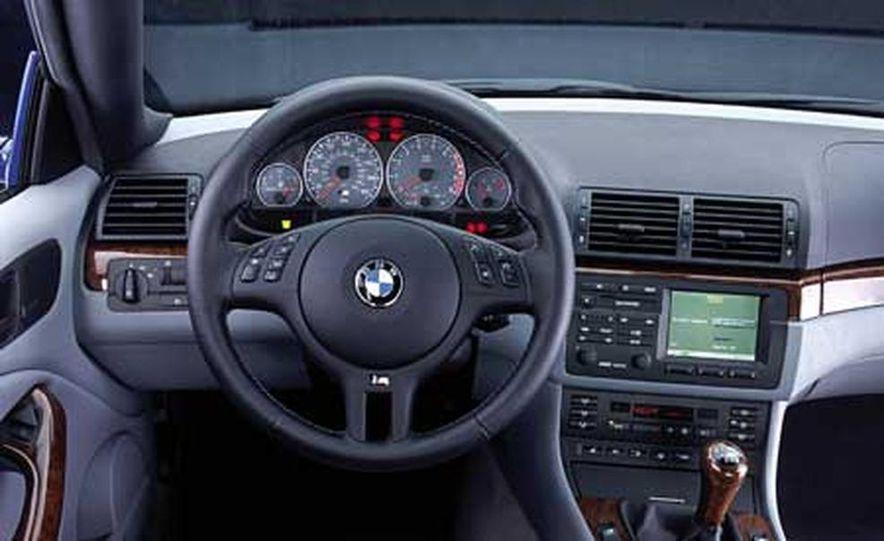 2006 BMW M3 3.2-liter inline-6 engine - Slide 14