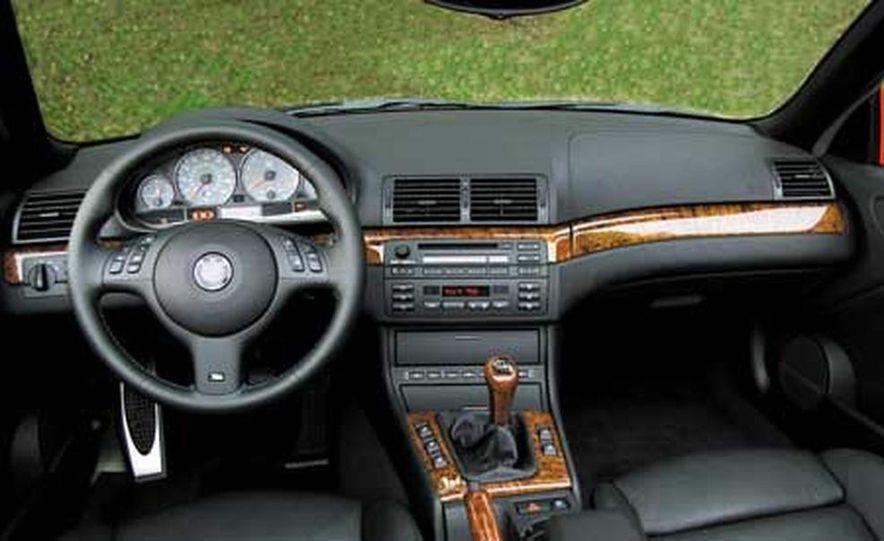 2006 BMW M3 3.2-liter inline-6 engine - Slide 17