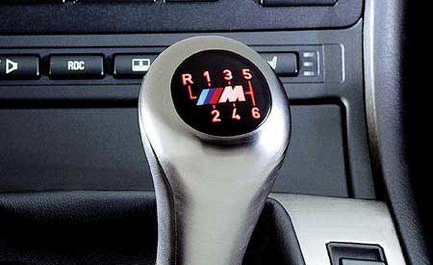 2006 BMW M3 3.2-liter inline-6 engine - Slide 20
