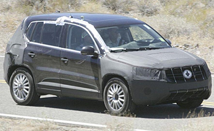 2008 Volkswagen Tiguan - Slide 5
