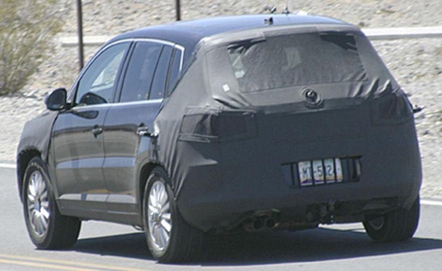2008 Volkswagen Tiguan - Slide 3