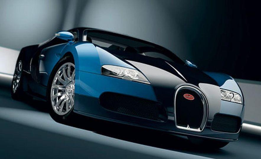 Bugatti Veyron 16.4 - Slide 1