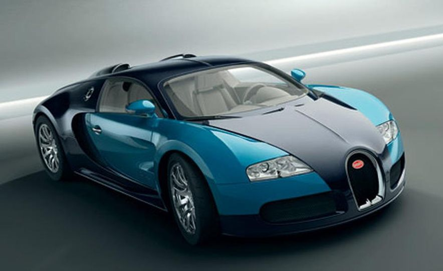 Bugatti Veyron 16.4 - Slide 4