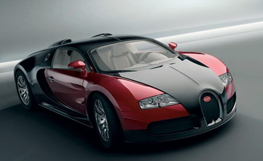 Bugatti Veyron 16.4 - Slide 7