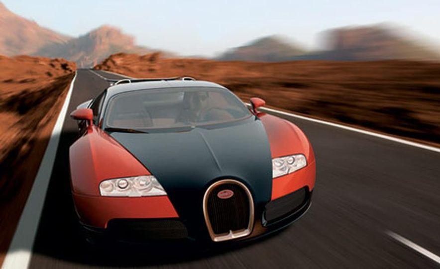 Bugatti Veyron 16.4 - Slide 10