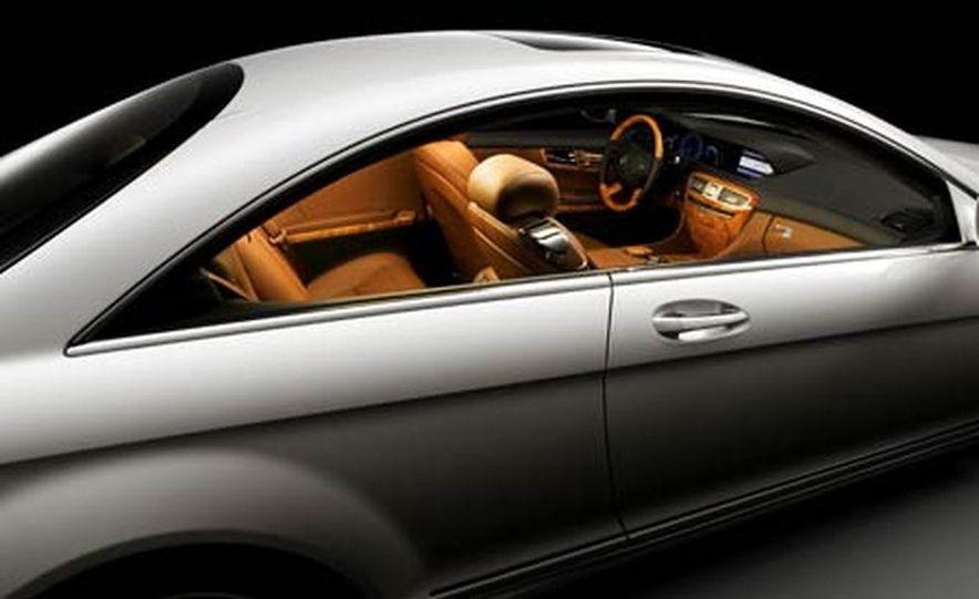 2007 Mercedes-Benz CL550 and CL600 - Slide 2