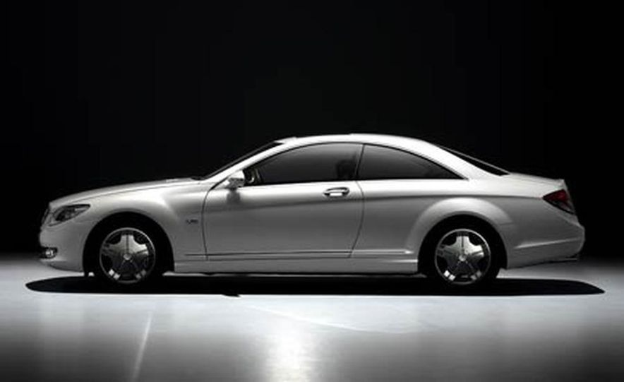 2007 Mercedes-Benz CL550 and CL600 - Slide 3