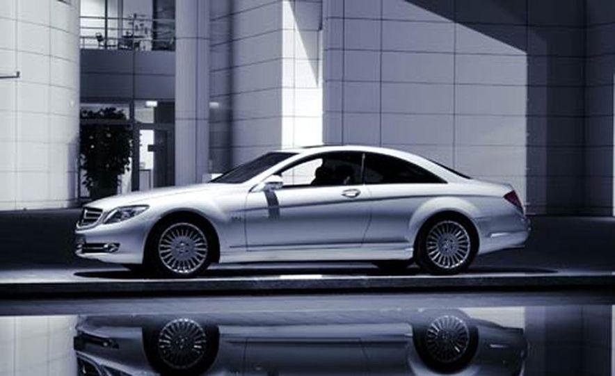 2007 Mercedes-Benz CL550 and CL600 - Slide 5