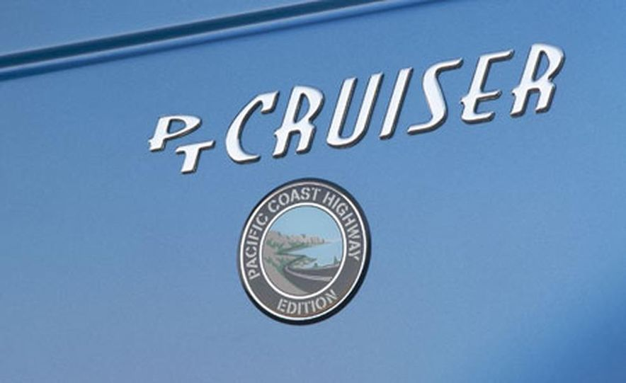 2007 Chrysler PT Street Cruiser Pacific Coast Highway Edition - Slide 2