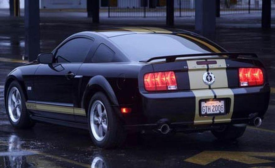 2007 Ford Mustang Shelby GT-H Hertz Racer - Slide 2