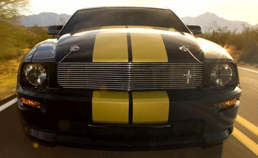 2007 Ford Mustang Shelby GT-H Hertz Racer - Slide 4