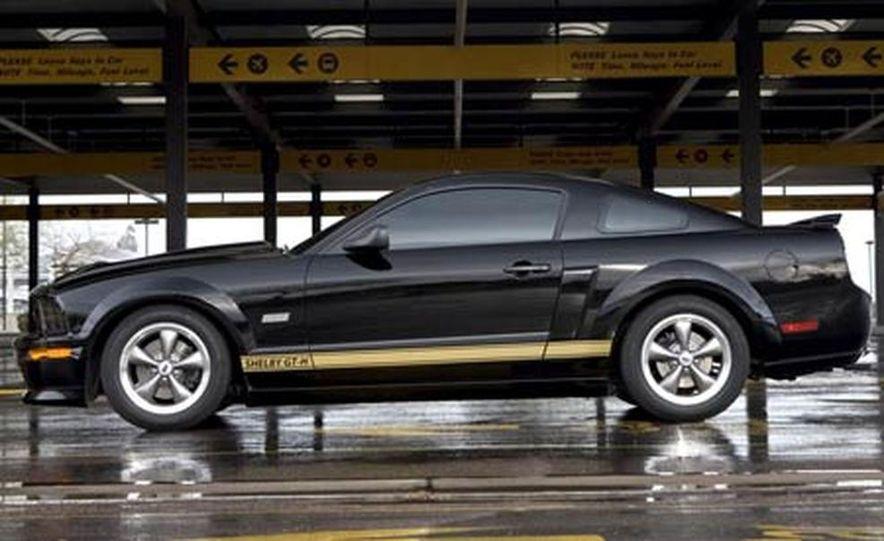 2007 Ford Mustang Shelby GT-H Hertz Racer - Slide 5