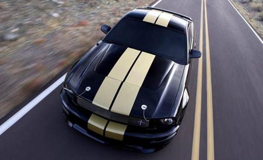2007 Ford Mustang Shelby GT-H Hertz Racer - Slide 7