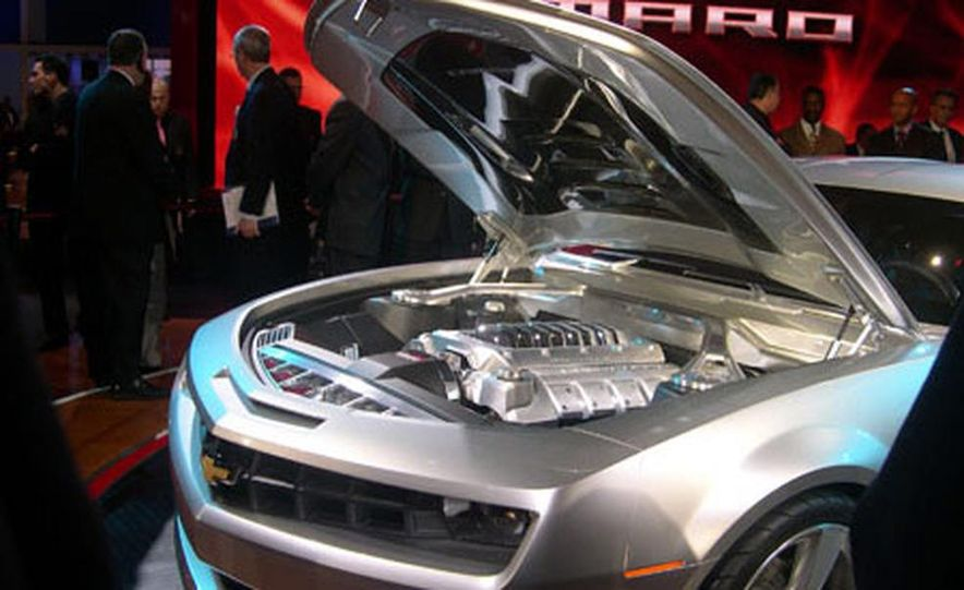 Chevrolet Camaro concept - Slide 6