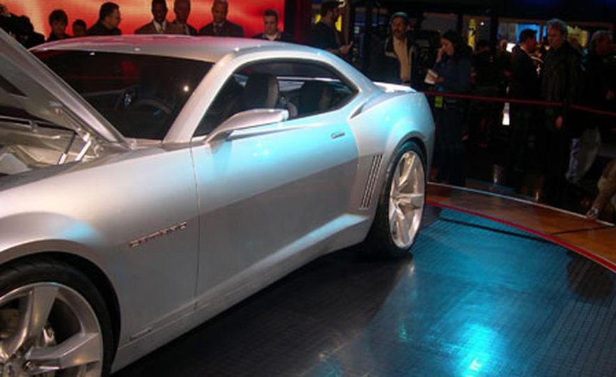 Chevrolet Camaro concept - Slide 7