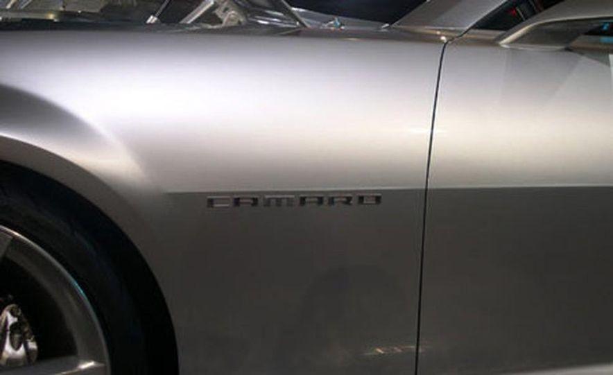Chevrolet Camaro concept - Slide 8