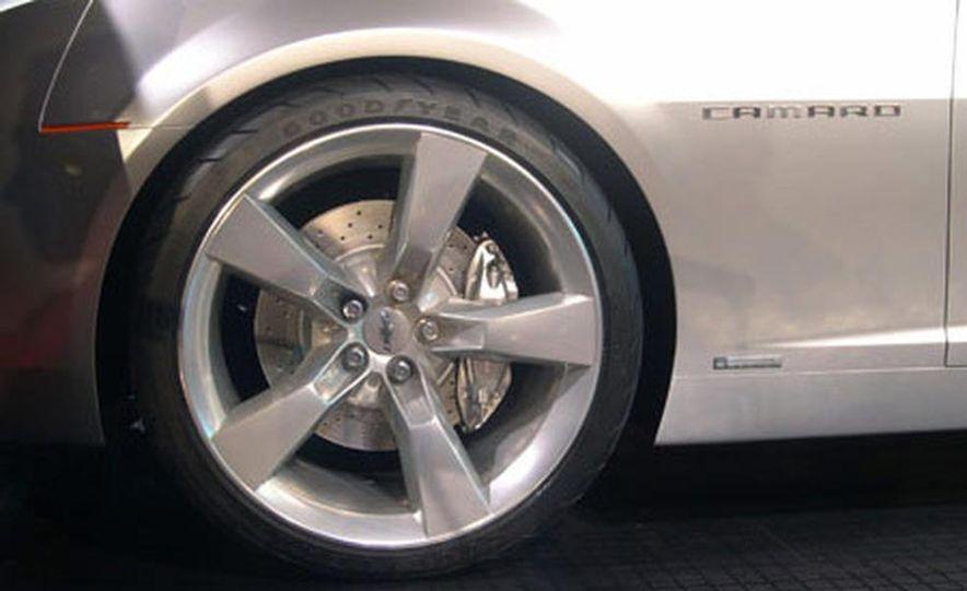 Chevrolet Camaro concept - Slide 9