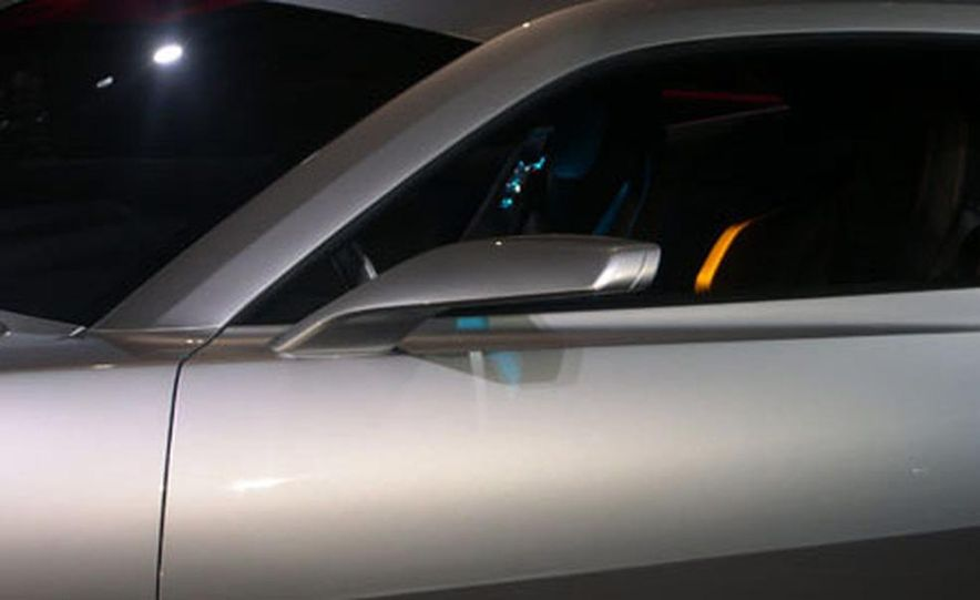 Chevrolet Camaro concept - Slide 10