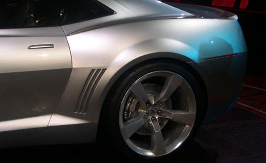 Chevrolet Camaro concept - Slide 11