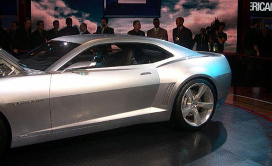Chevrolet Camaro concept - Slide 12