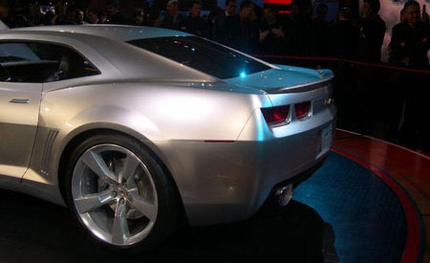 Chevrolet Camaro concept - Slide 13