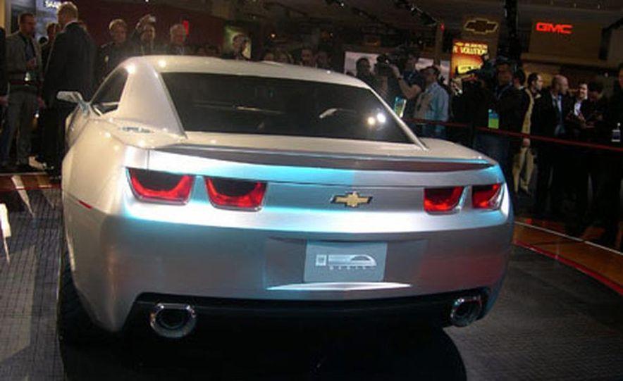Chevrolet Camaro concept - Slide 15