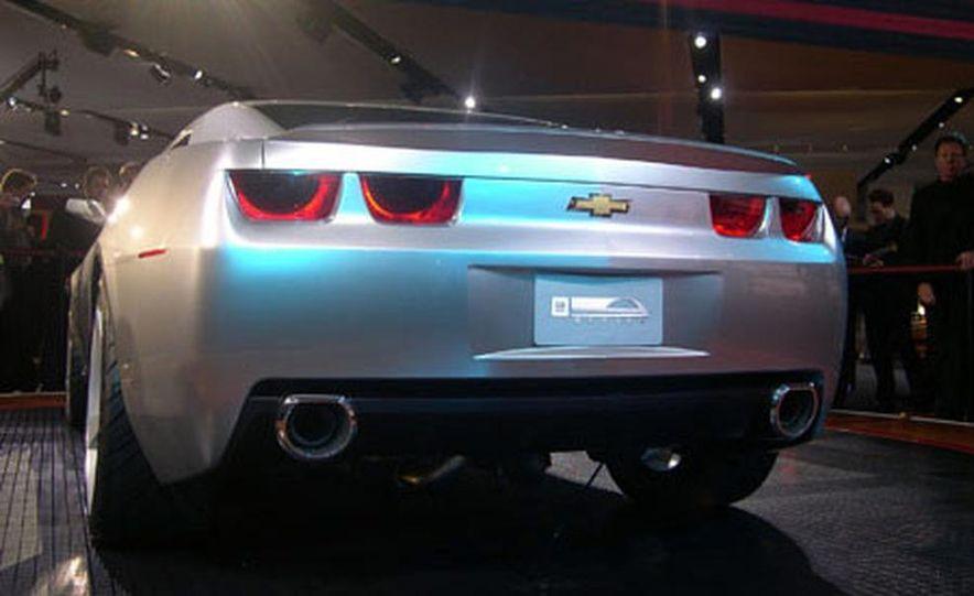 Chevrolet Camaro concept - Slide 16