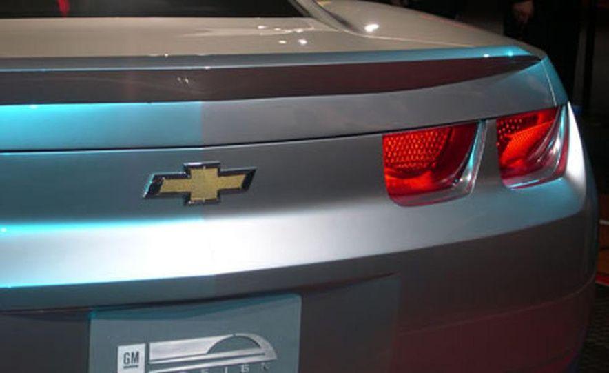 Chevrolet Camaro concept - Slide 17